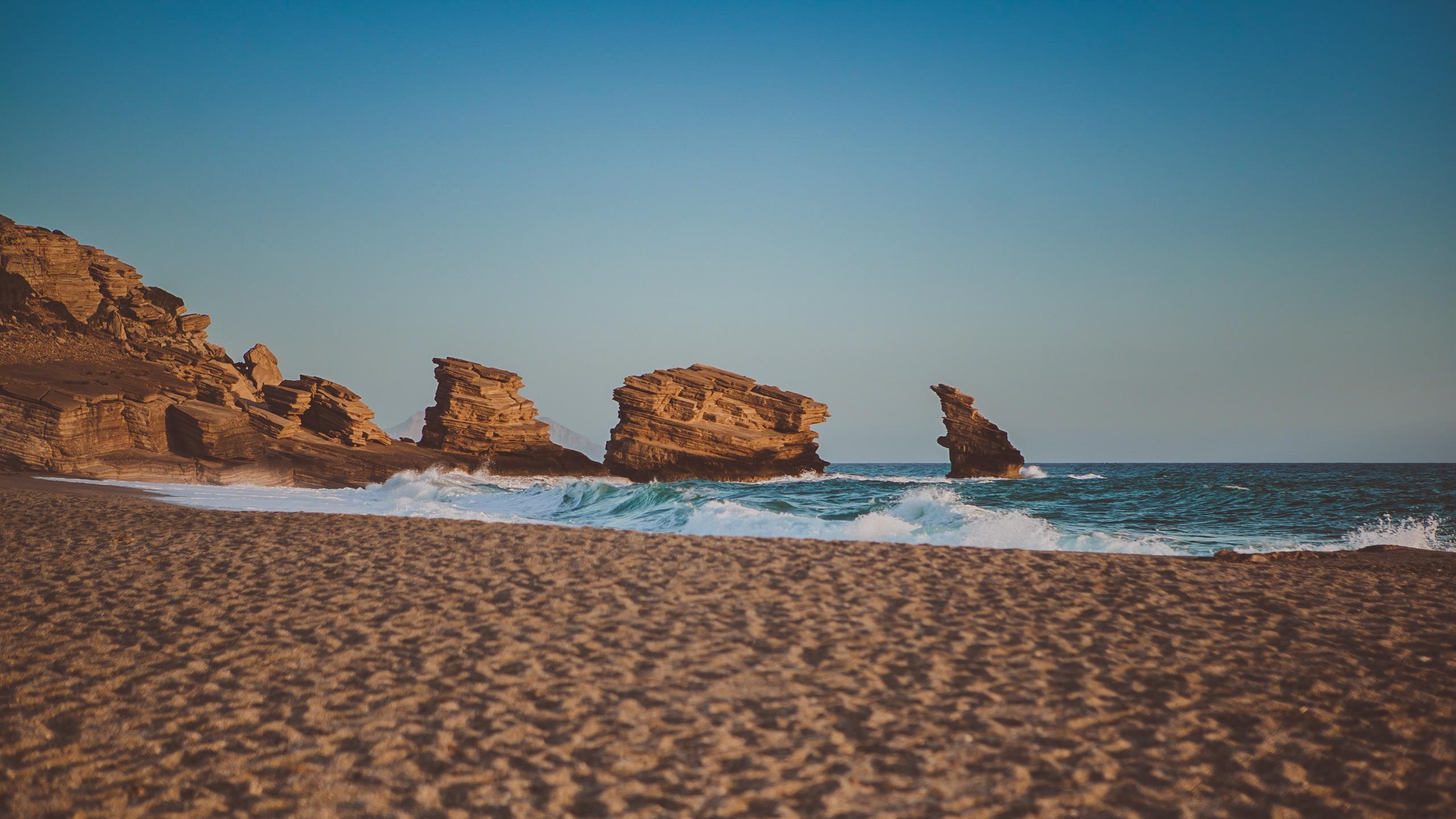 A journey through Crete