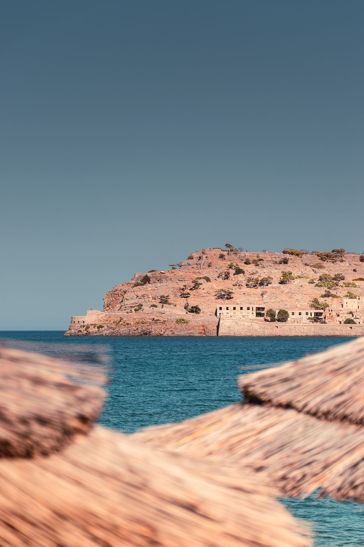 Taking a boat trip to Spinalonga is to explore an island with an intriguing past