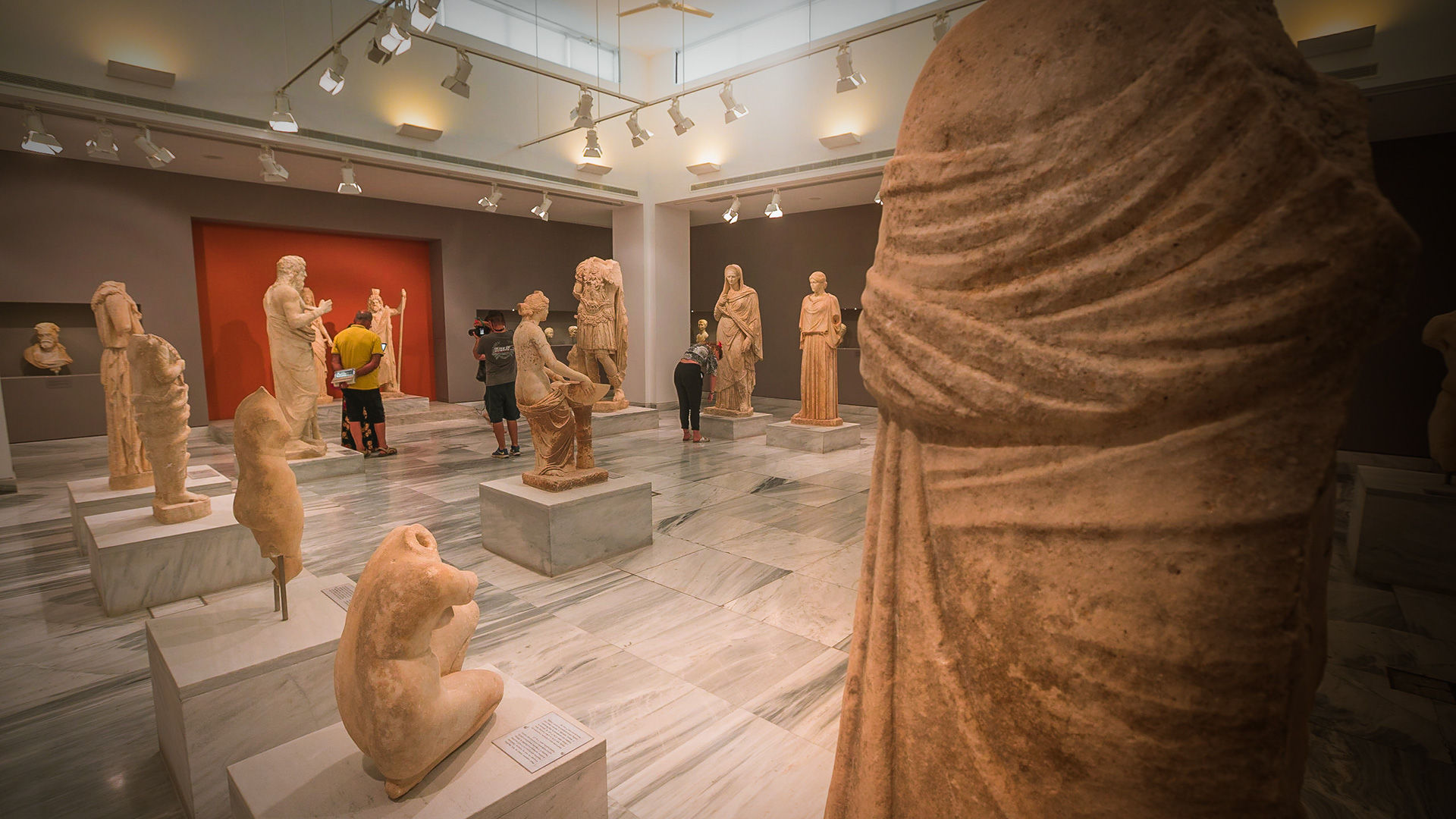 Roman Collection of the Heraklion Archaeological Museum, Crete
