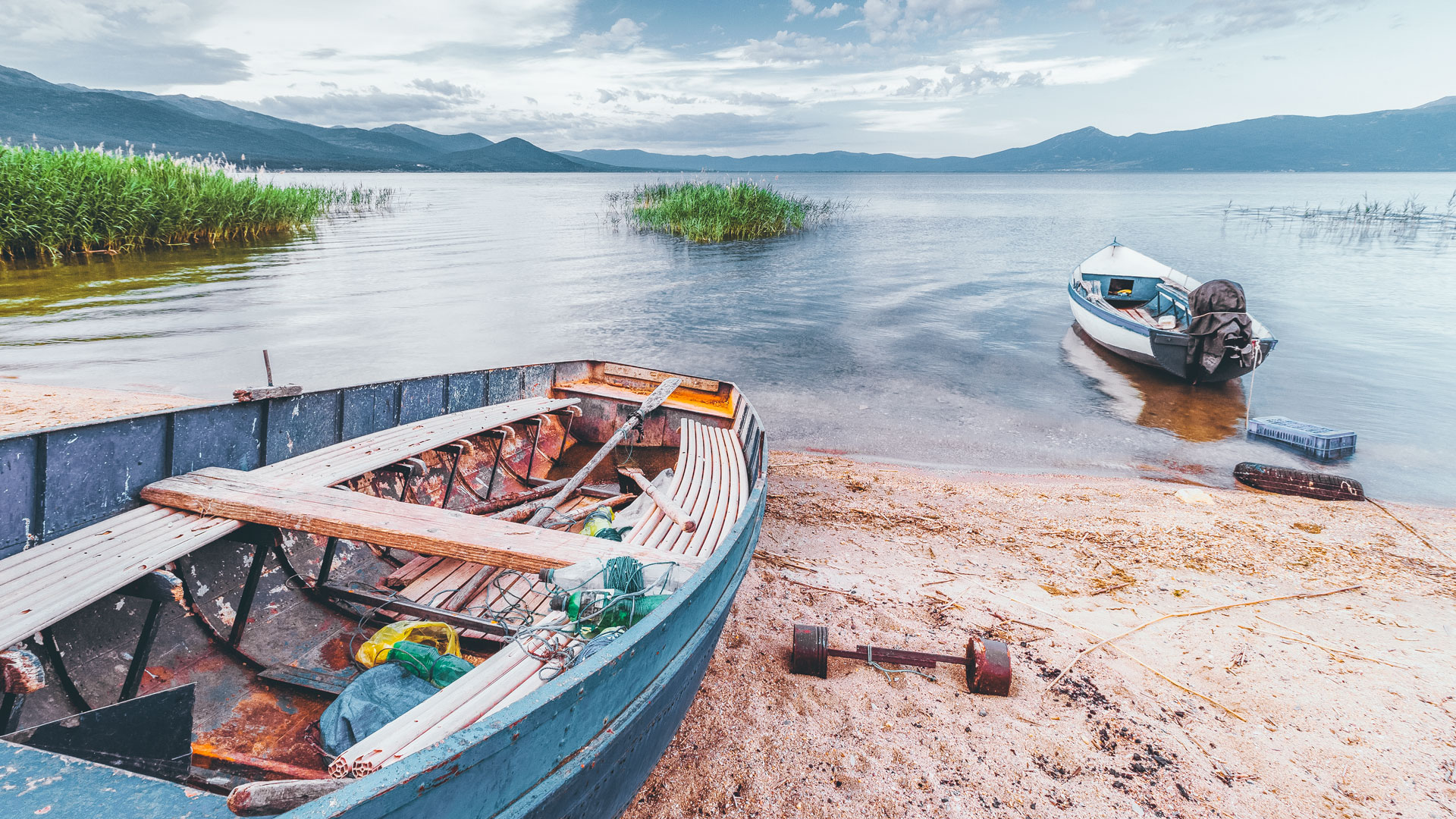 The Prespa Lakes, also known as Prespes, is probably one of Greece's best-kept secrets
