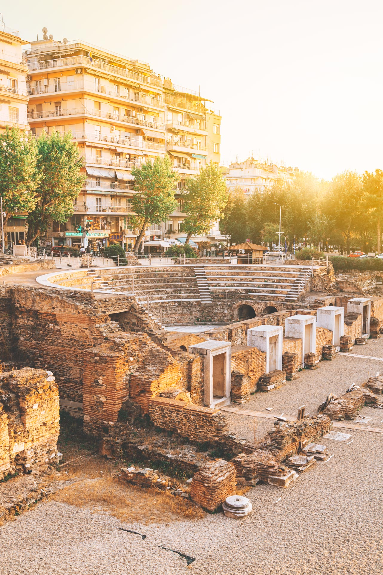 The Roman Agora of Thessaloniki