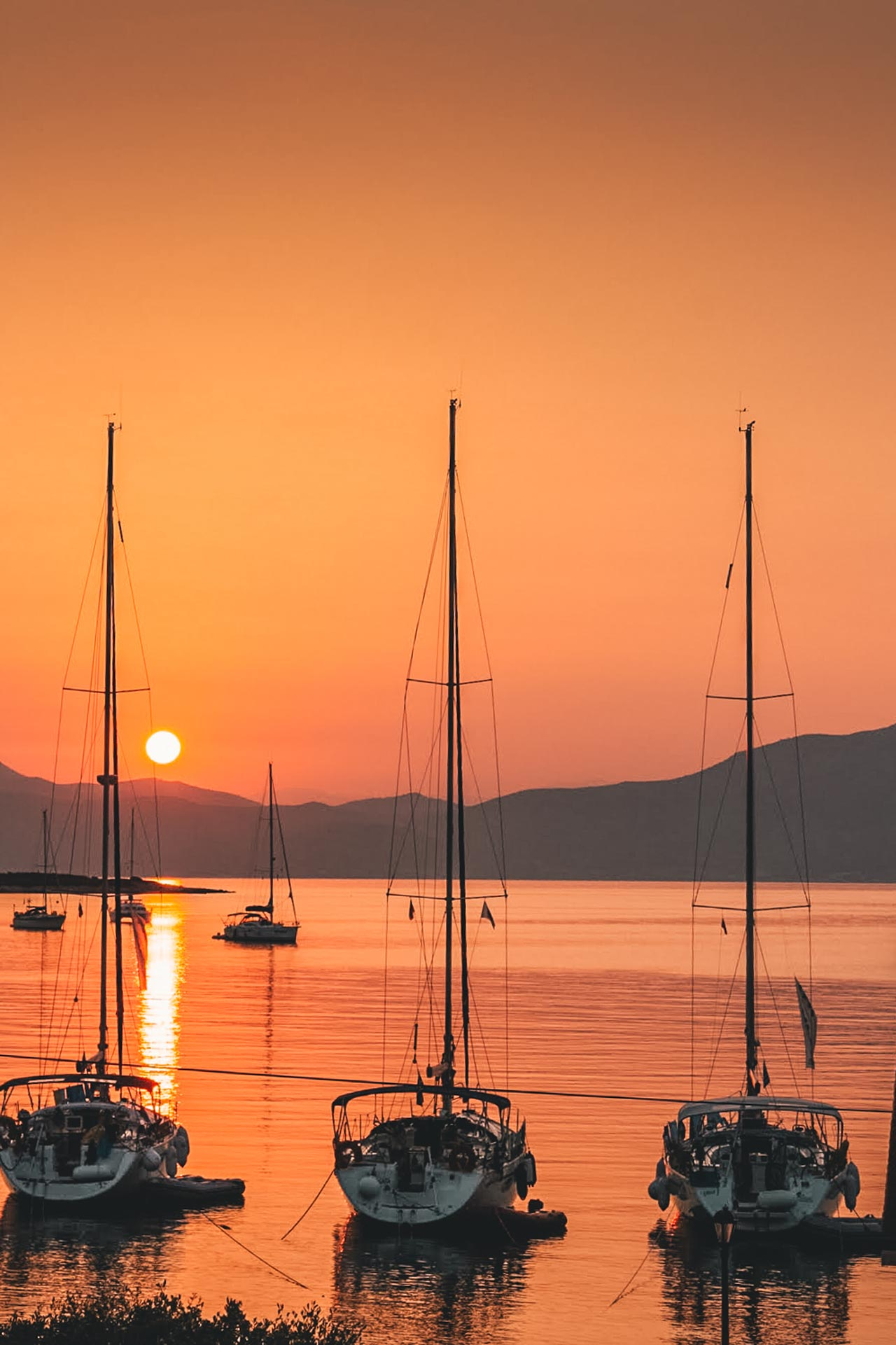 The sublime beaches and bays of Kastos have long been a secret of yacht owners sailing in the Ionian Sea and for good reason