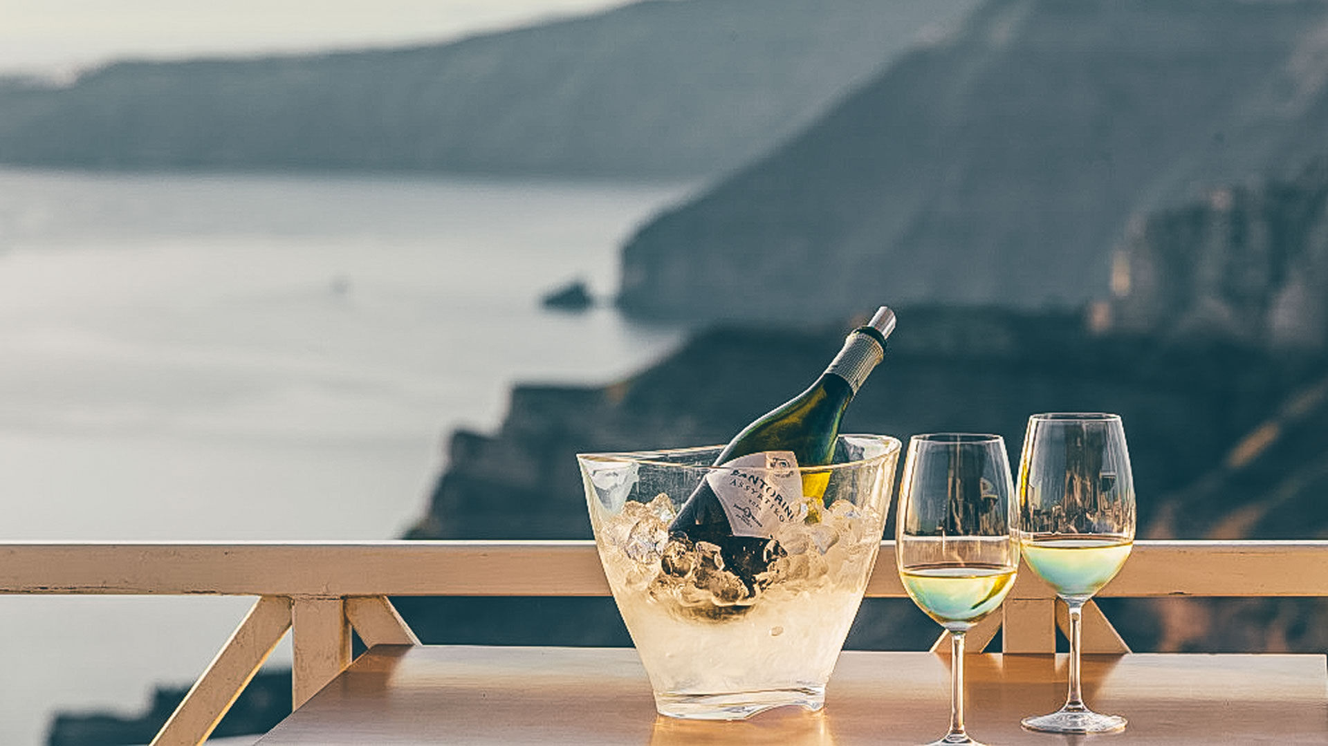 Wine tours are really popular on Santorini, so prepare yourself!