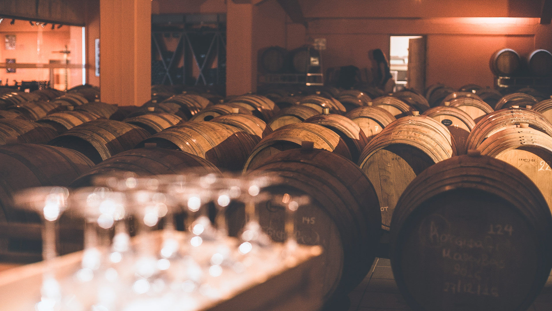 A walk through the wine cellars is a must for those who want to learn more about viniculture of Heraklion