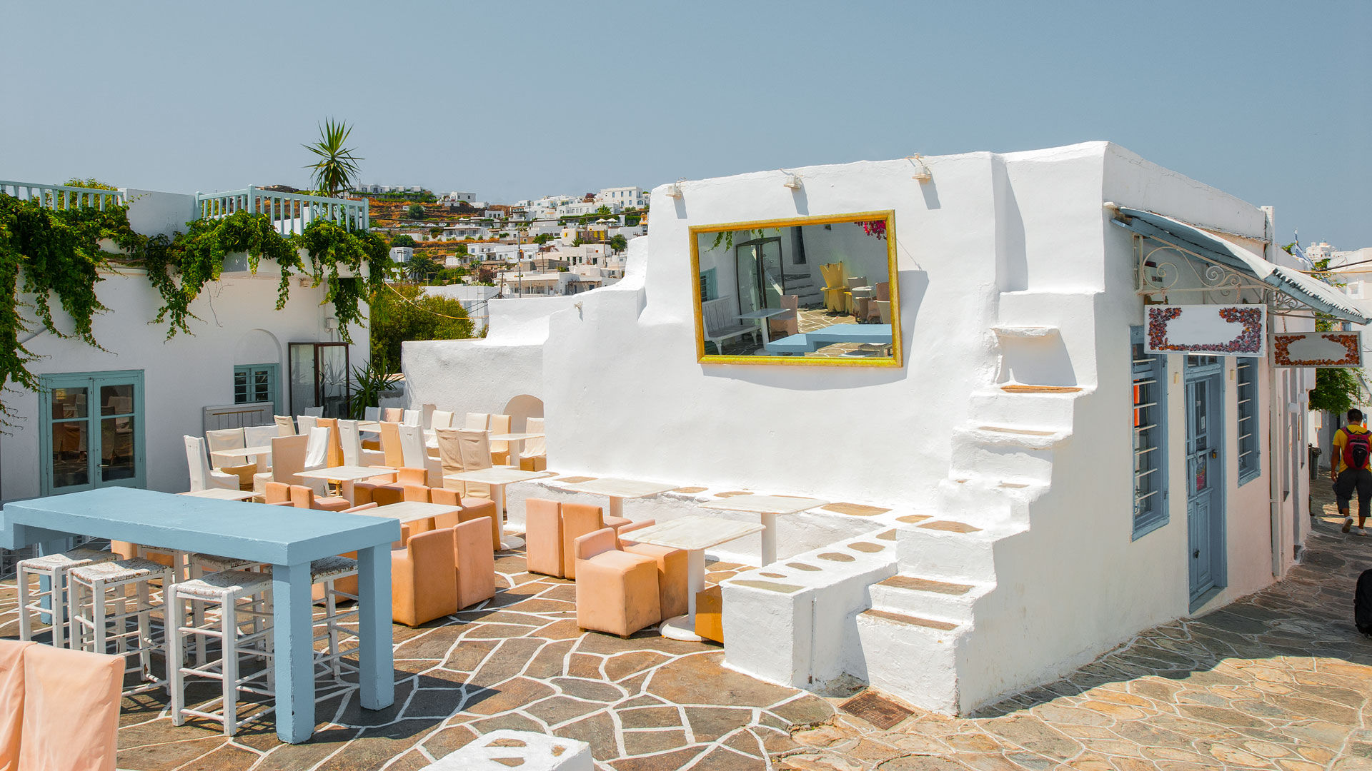 Apollonia takes everything most authentic and classy about Sifnos and presents it with classic Cycladic grace