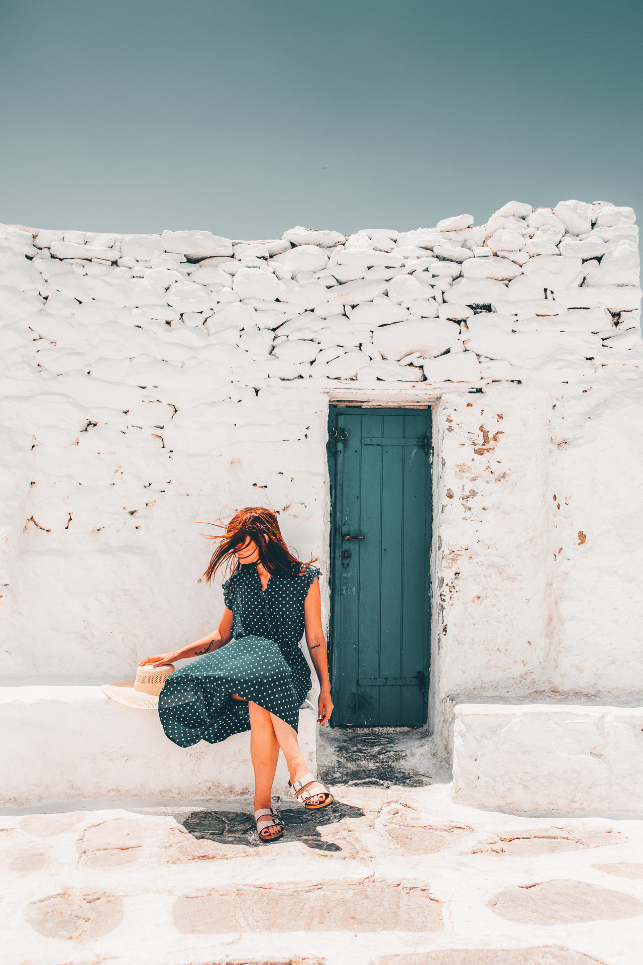 Behind the Instagrammable beauty of Mykonos' main town beats a strong, authentic heart that you'll adore discovering