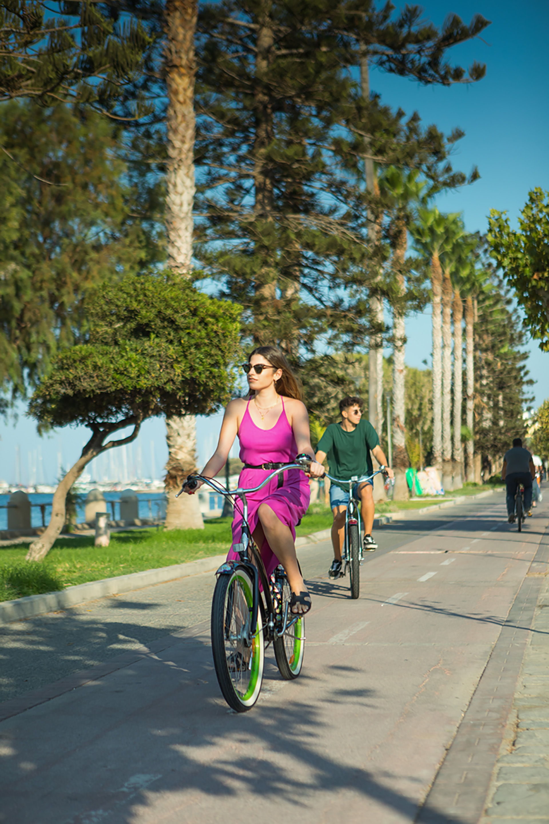 Kos is known as the best island to cycle around