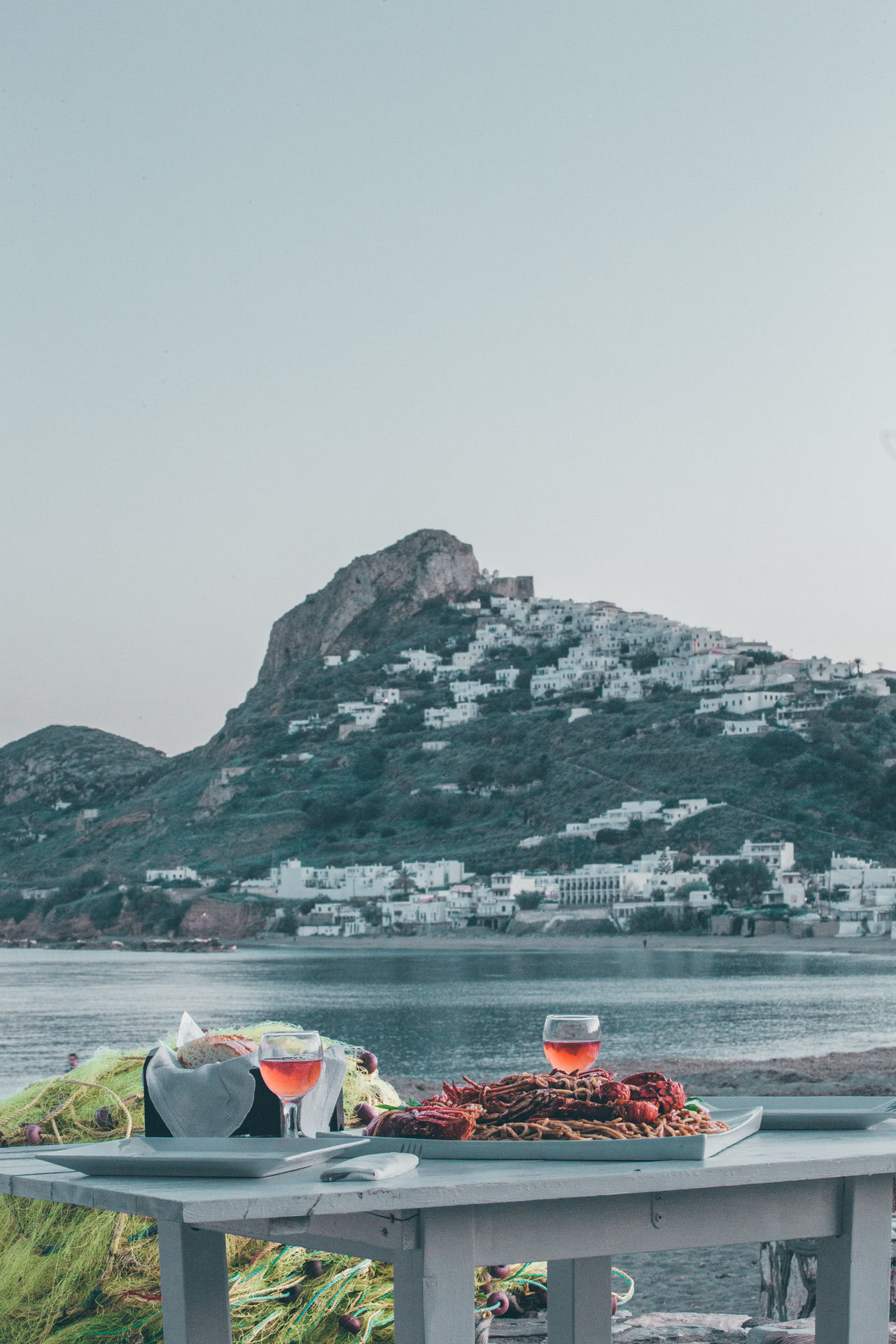 Skyros has been famous for its plentiful lobsters since antiquity
