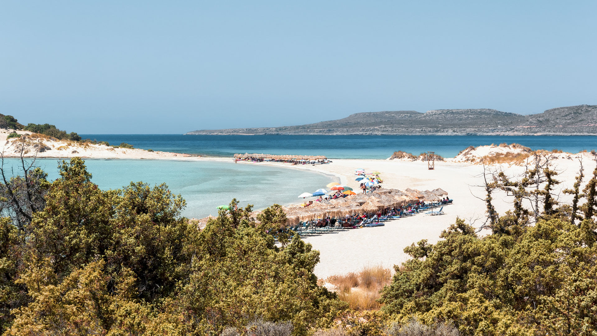 When you've got not one but two stretches of paradise to choose from, you know you've found a bucket list beach-Simos, Elafonisos