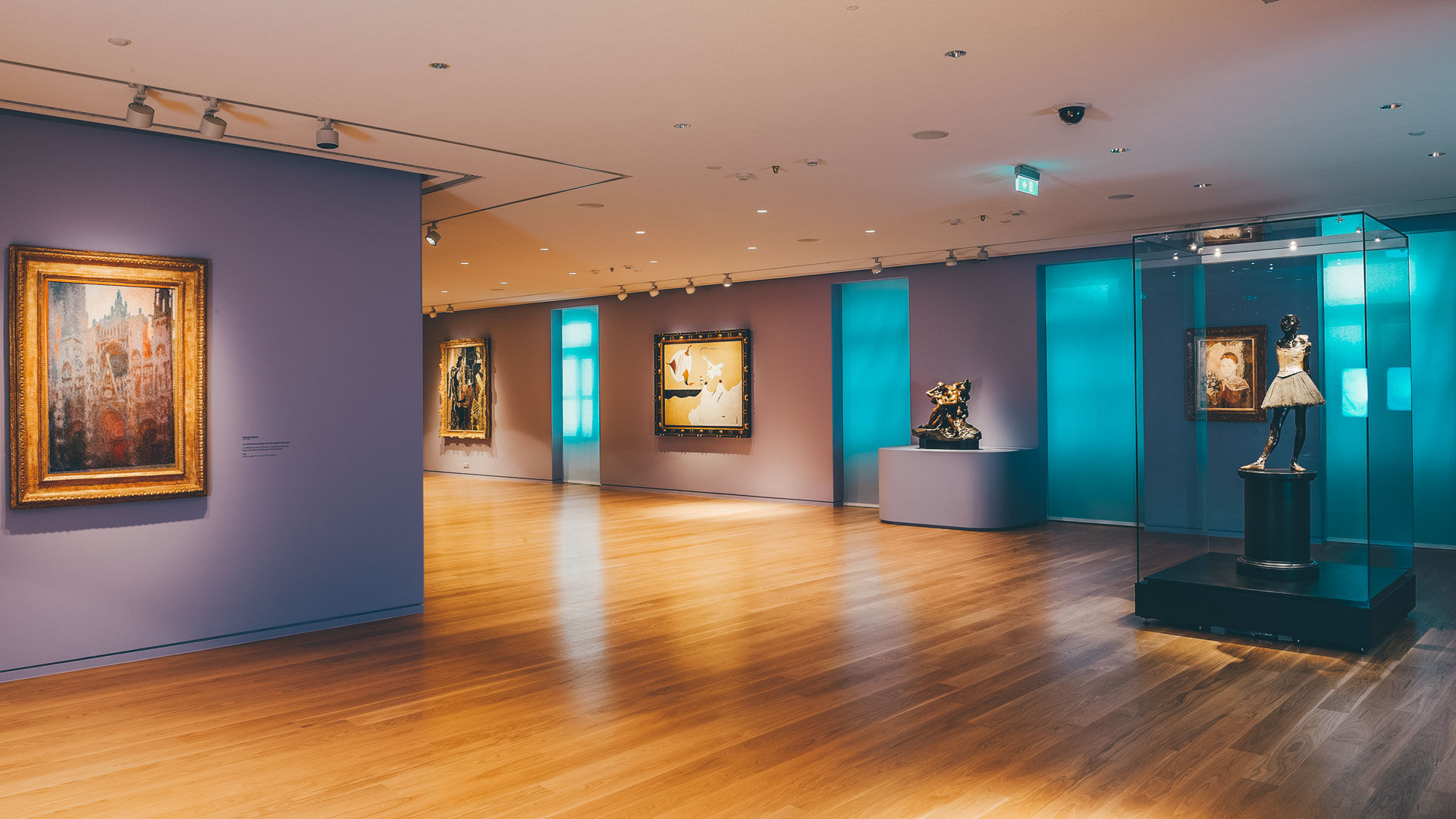 Explore one of the most extraordinary collections of artwork in the world