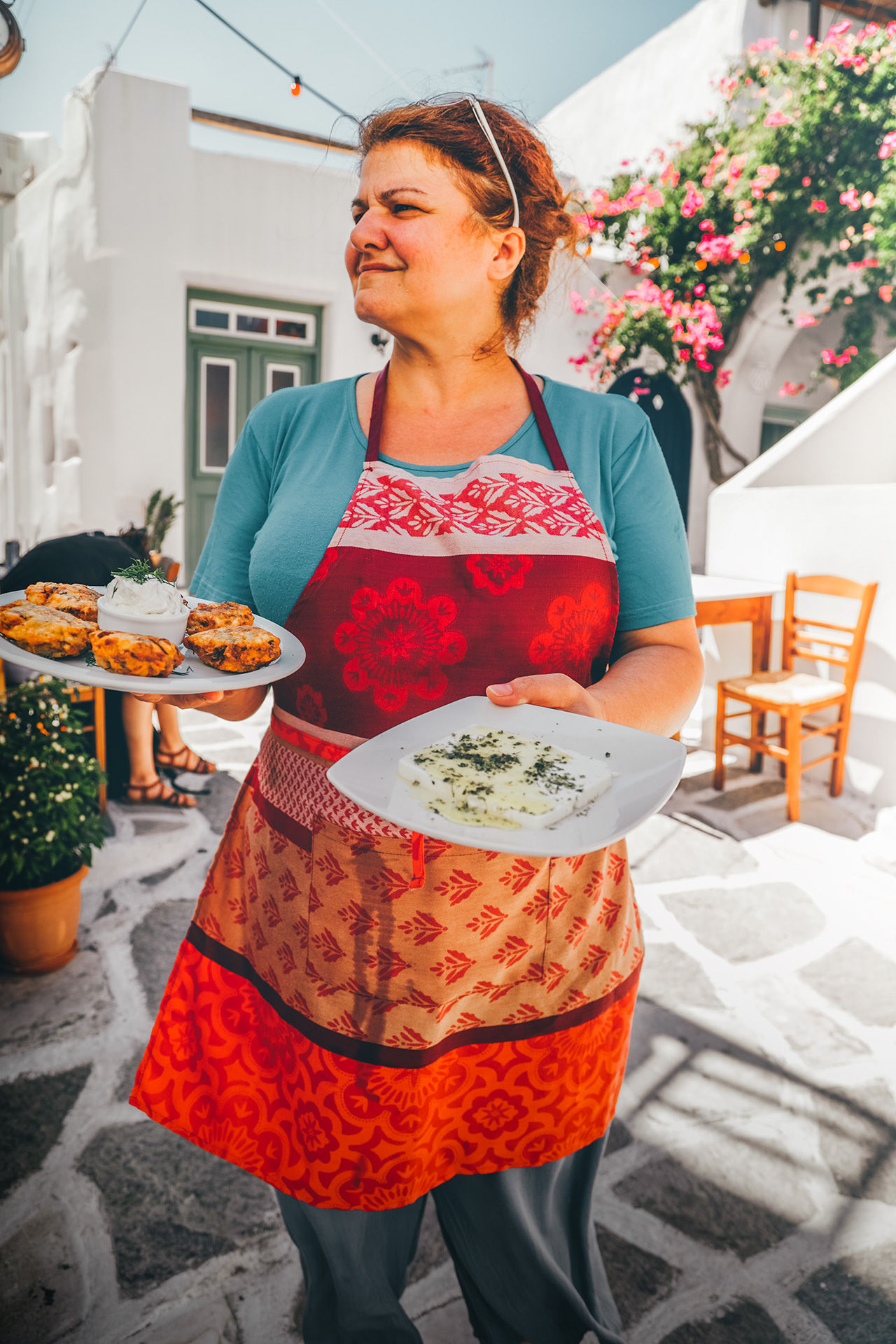 Prepare yourself for local delicates and the welcoming smile of locals