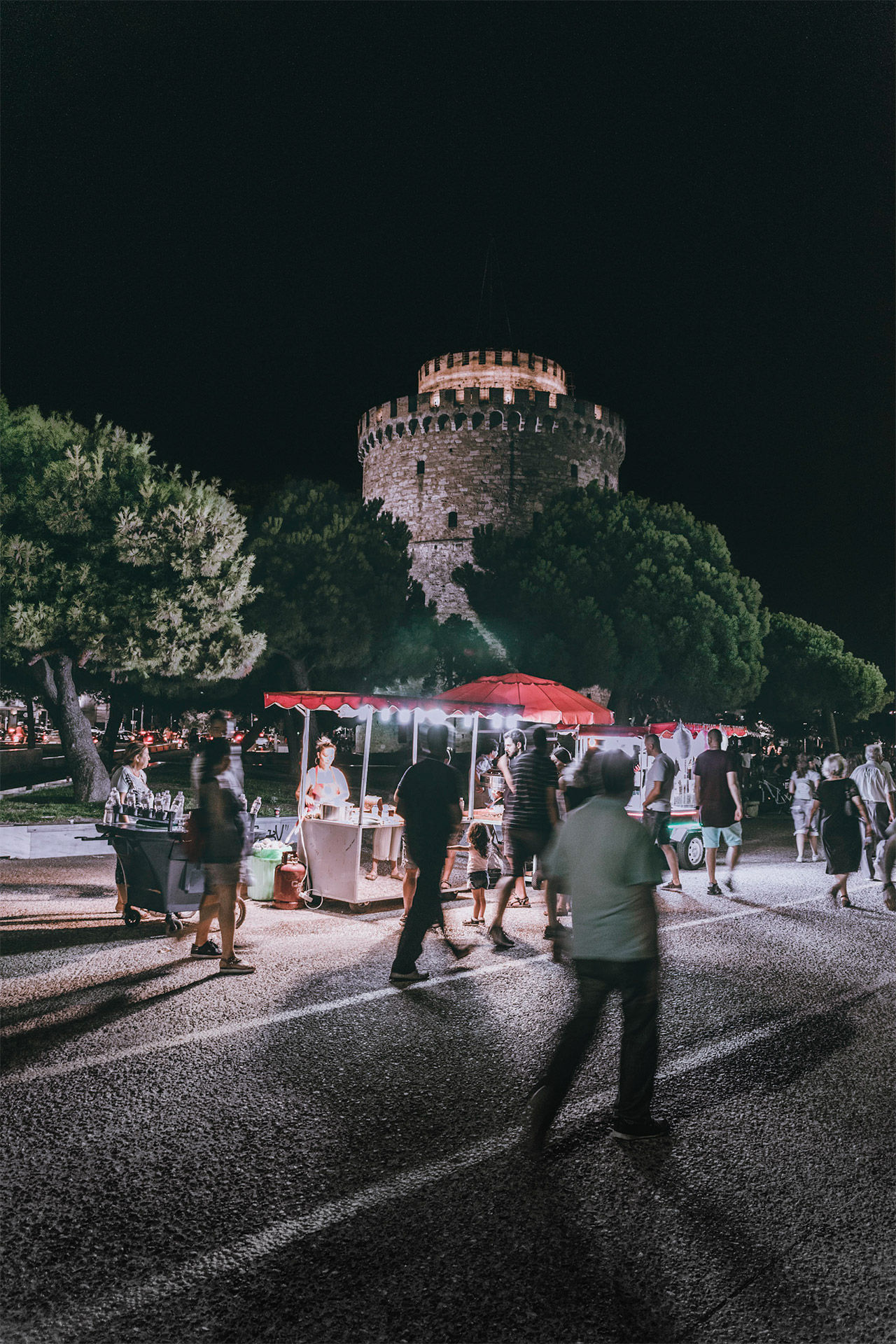 From the Ladadika district past the White Tower and all the way to Thessaloniki Concert Hall it's a favourite hangout for residents and visitors