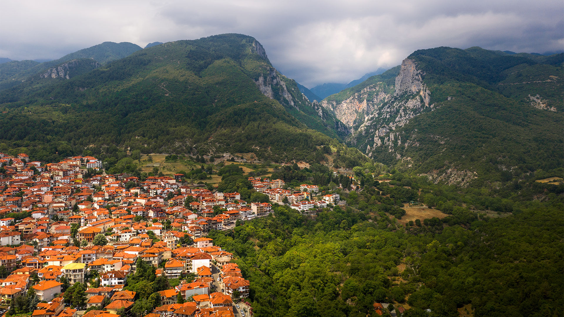 Village life still beats strongly in the small town of Litochoro, the base for so many adventures on Mt Olympus