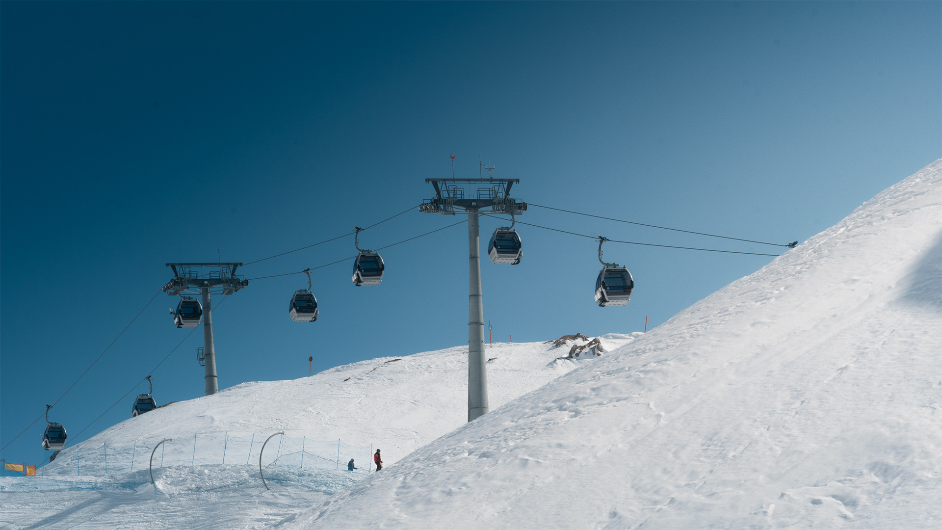 The Parnassos Ski Centre is yet another mountain escape within Central Greece