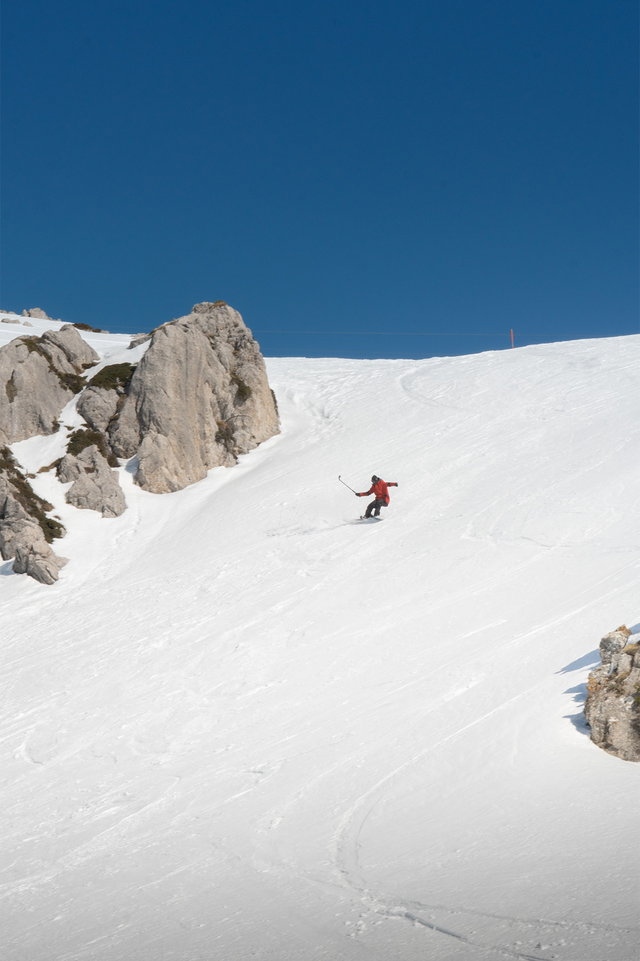 Winter sports on Mt Parnassos