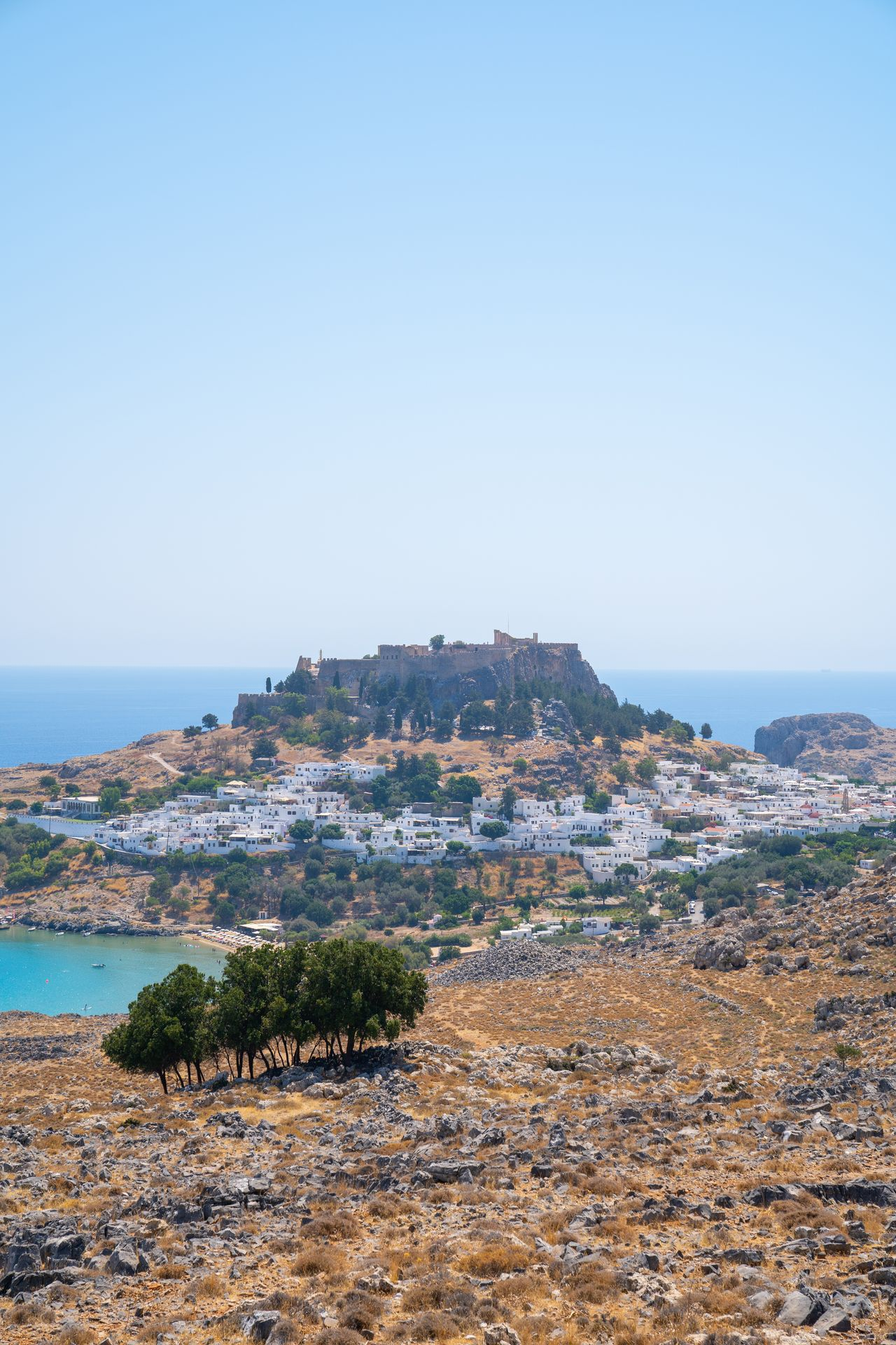 No visit to Rhodes is complete without exploring Lindos