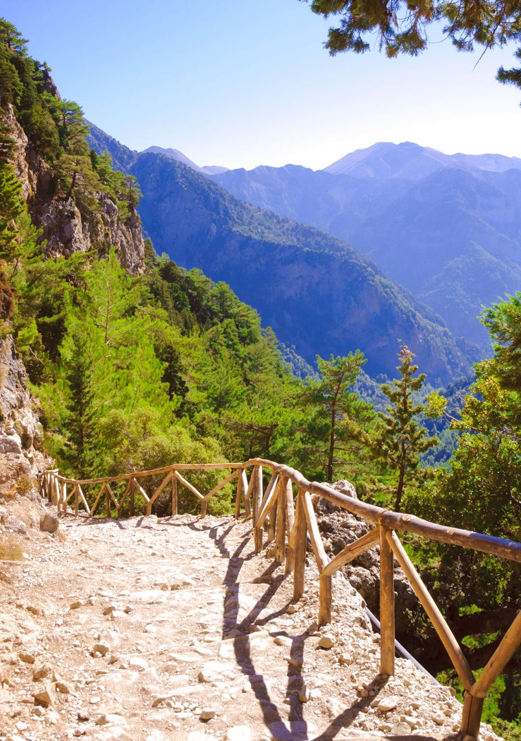 The Samaria Gorge_National Park