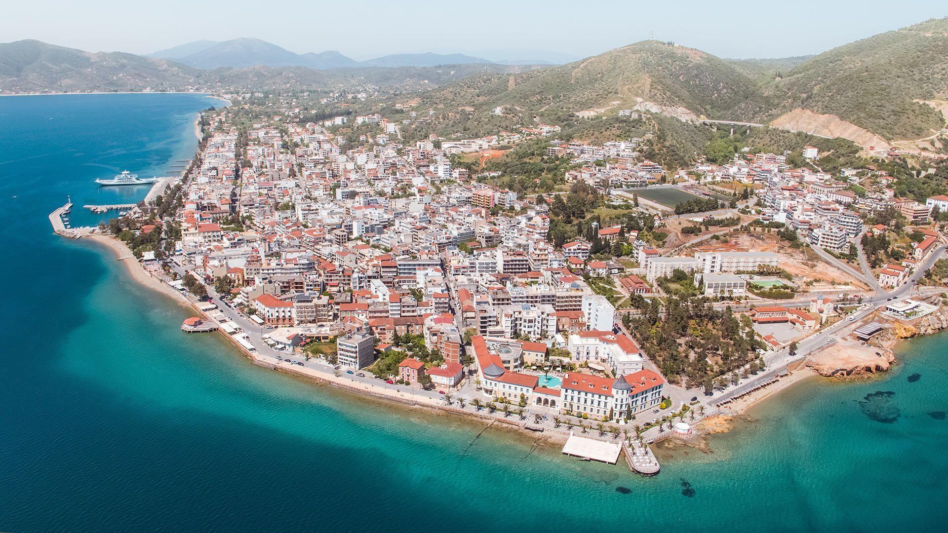 Λουτρά Αιδηψού   Διακοπές στη Στερεά Ελλάδα   Discover Greece