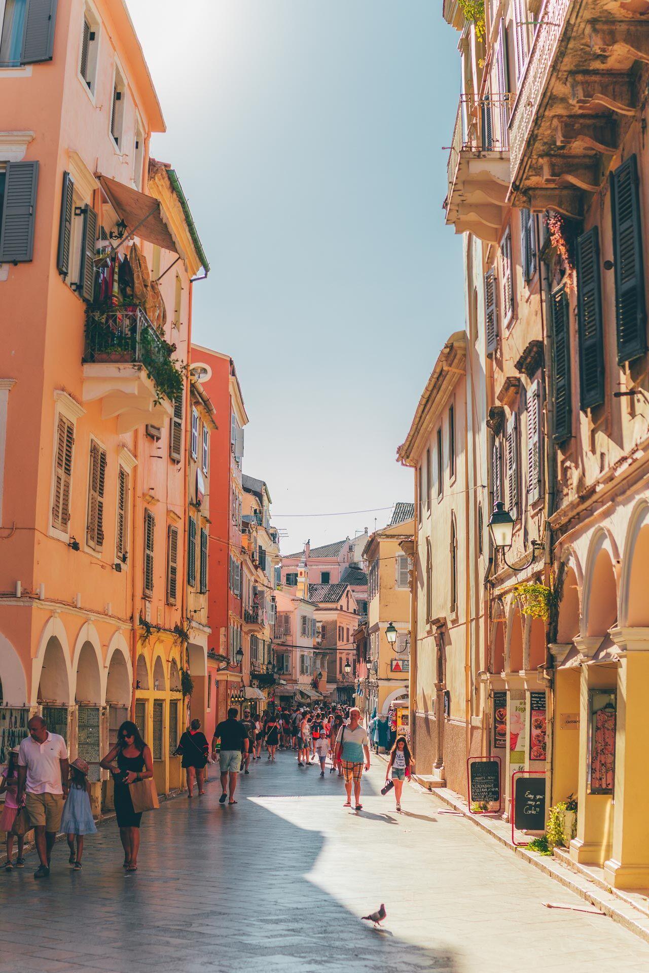 8 λόγοι για να επισκεφθείτε την Κέρκυρα | Travel Ideas | Discover Greece