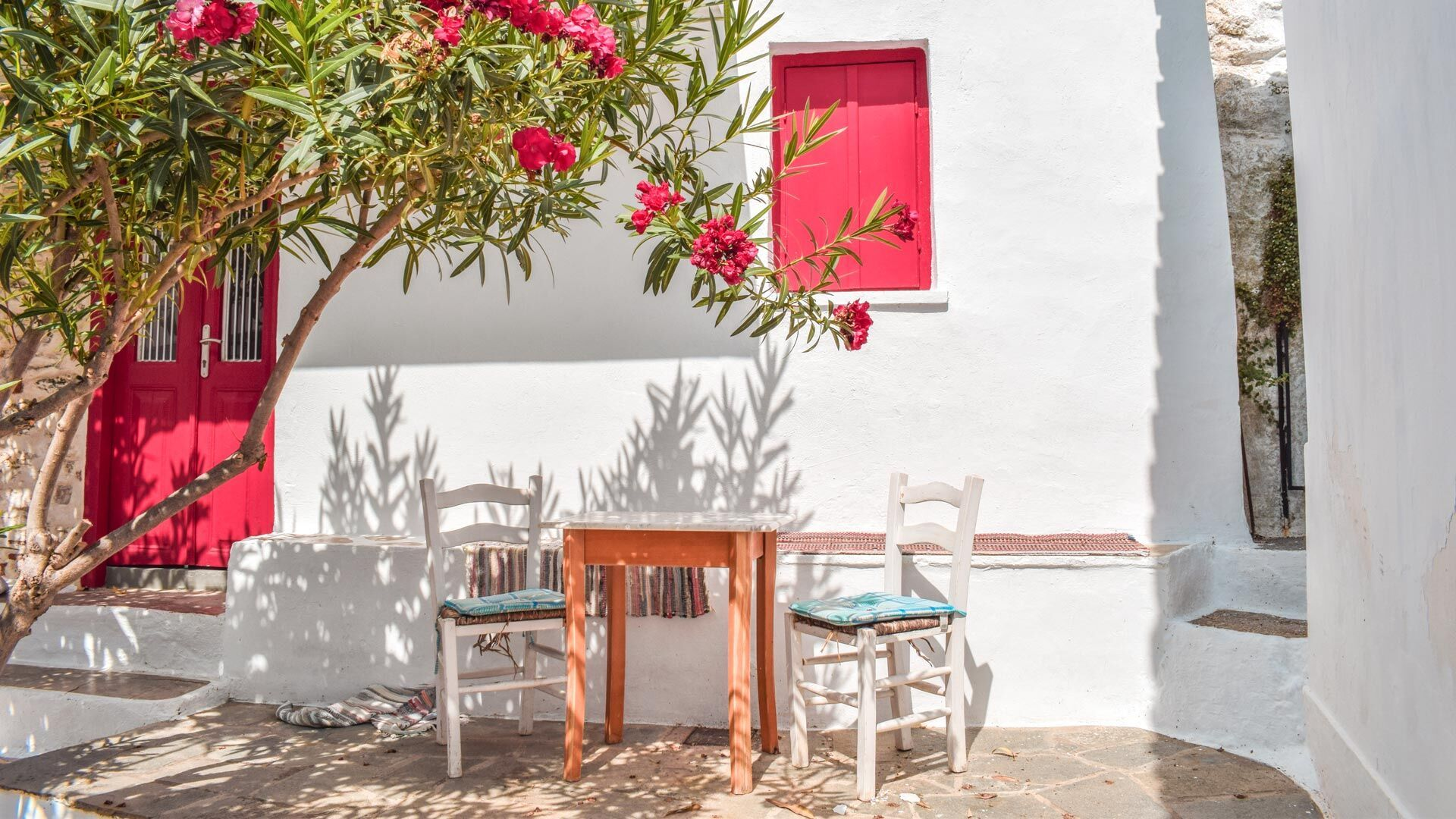 Immerse yourself in Skopelos town, then take a break at an ouzeri