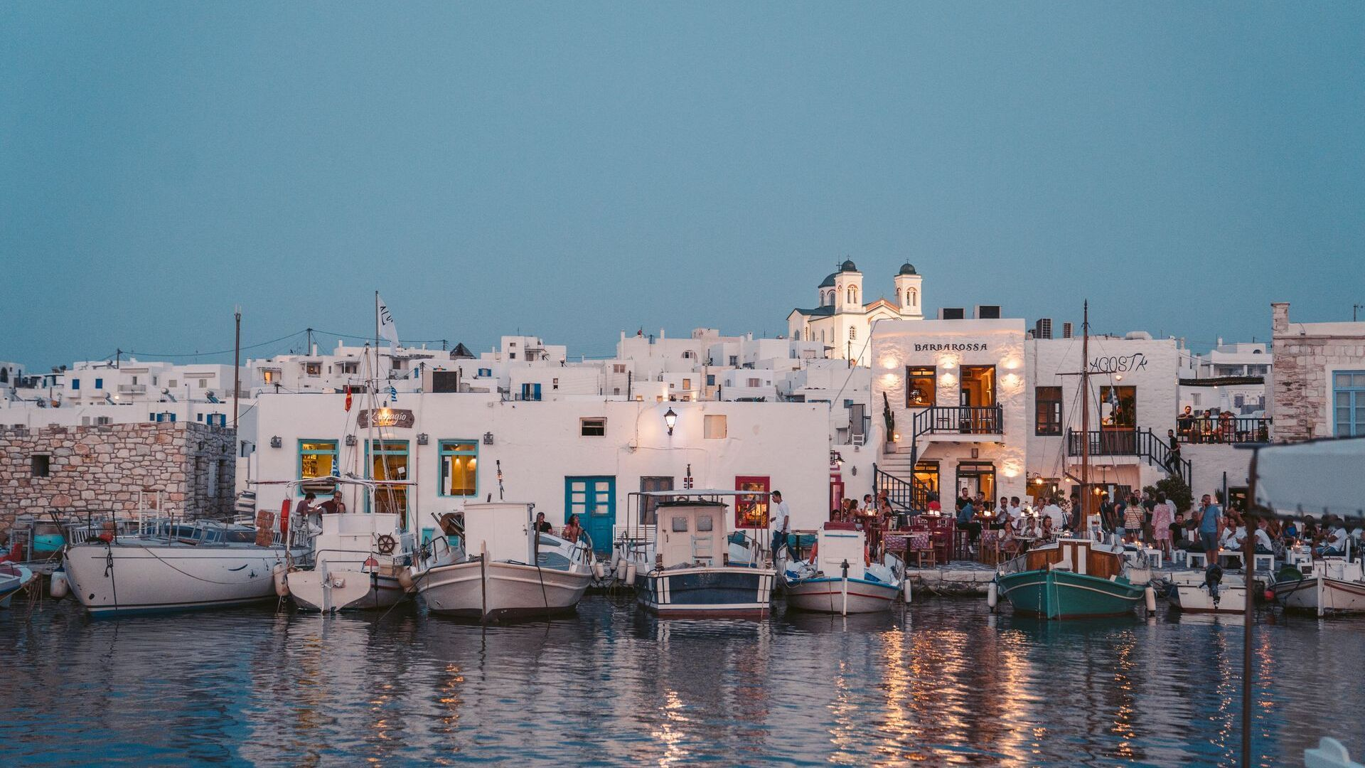 Right in the heart of the Cyclades, Paros is an Aegean island famous for its great beaches, watersports and the vibe of its main town.