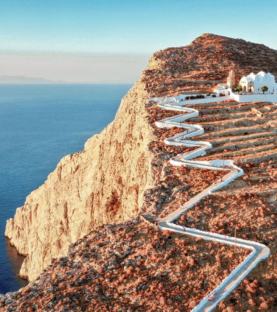Panagia of Folegandros Church