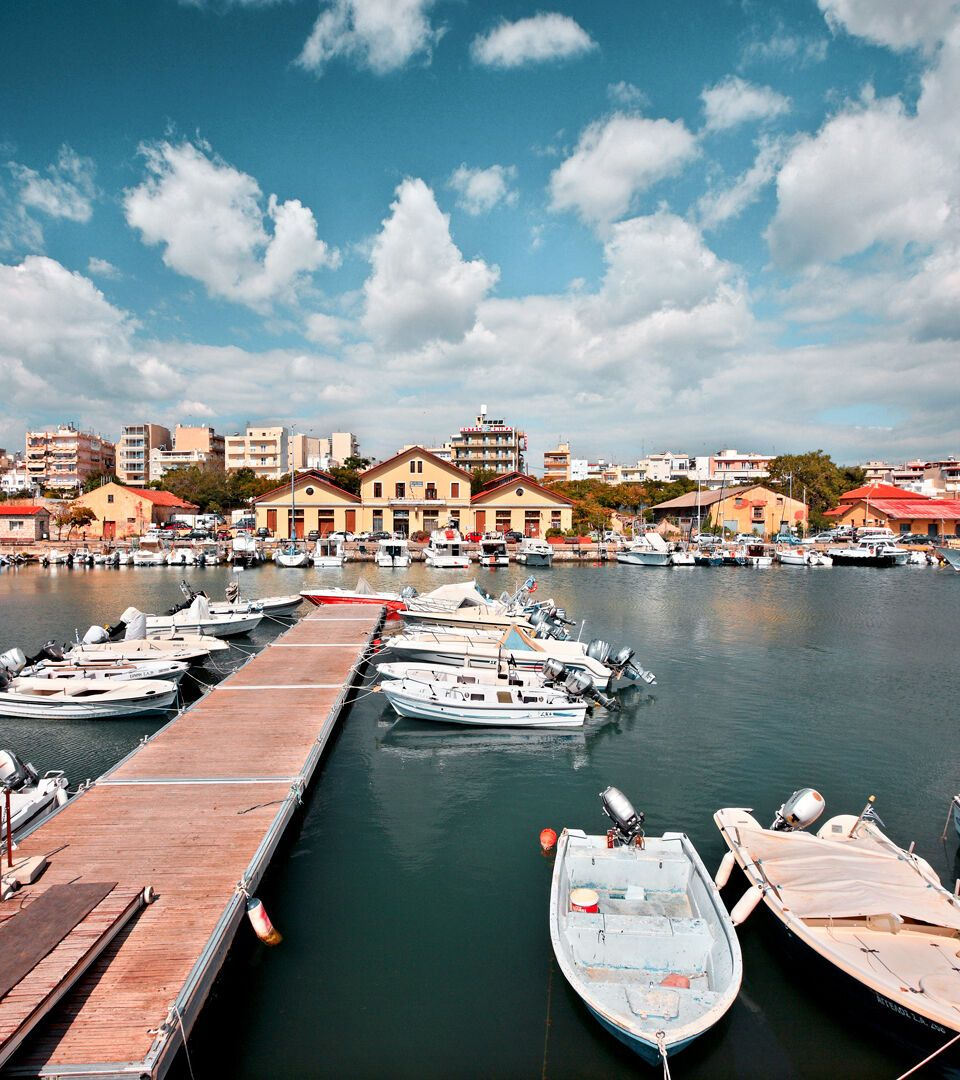 Alexandroupoli, Thrace's largest port is an excellent base for holiday excursions