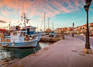 Aegina is a small and charming island in the Saronic Gulf