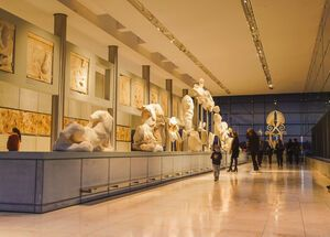 Discover the wonder of the acropolis museum