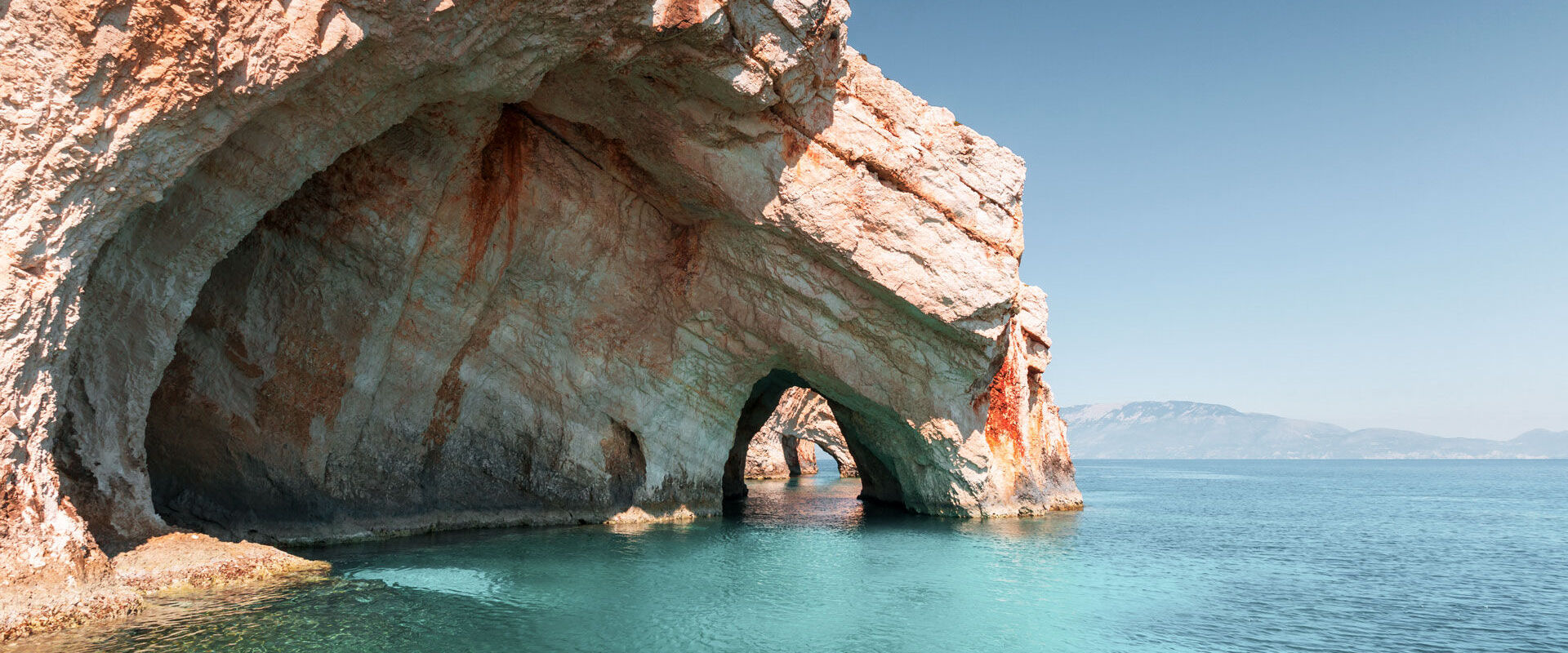 The Blue Caves of Zakynthos, one of the most beautiful natural escapes of the island