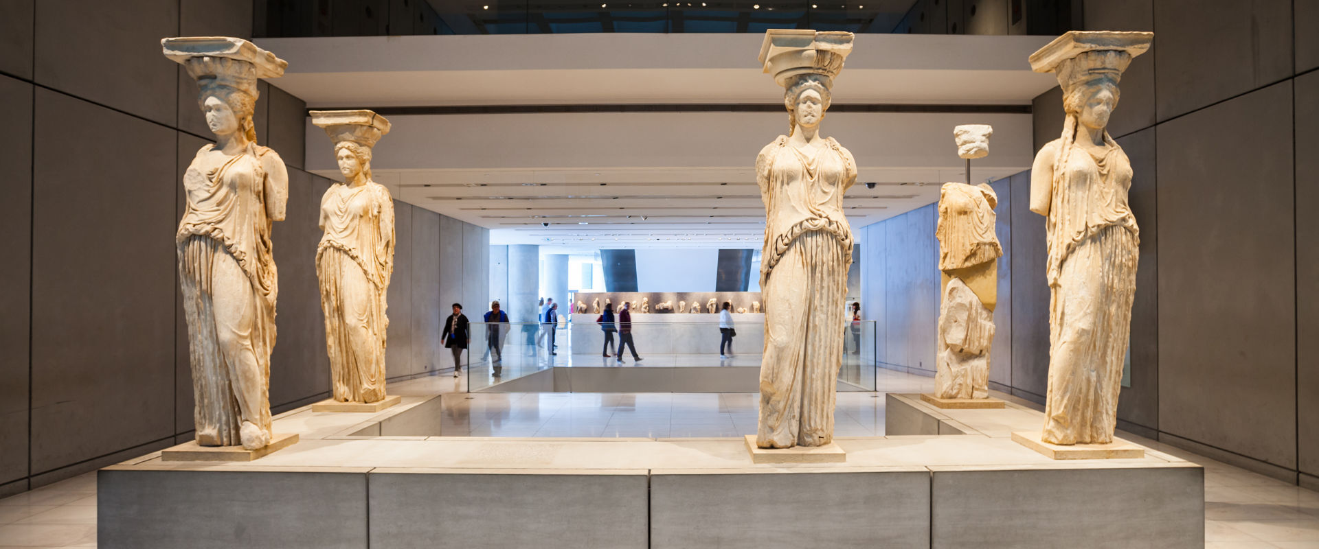 The Acropolis Museum is an archaeological museum focused on the findings of the archaeological site of the Acropolis of Athens in Greece.