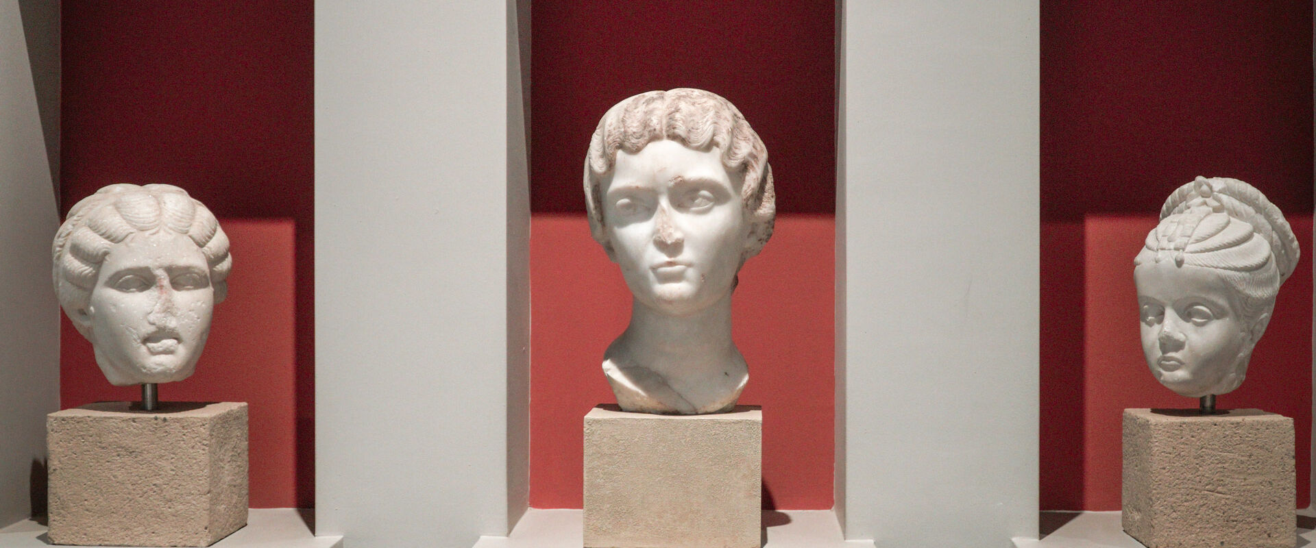 Explore artefacts and monuments at the Archaeological Museum of Thessaloniki