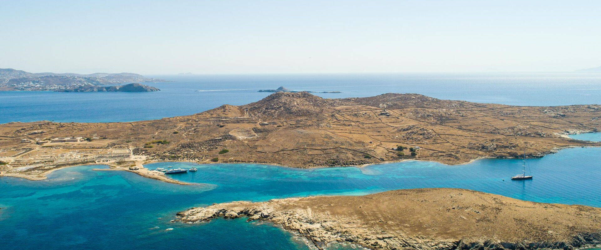 The most unexpected excursion you'll make when visiting Mykonos, Delos island