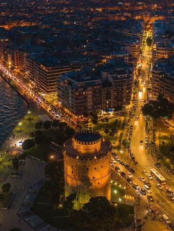 If there's a city that's become synonymous with nightlife and entertainment, this is Thessaloniki
