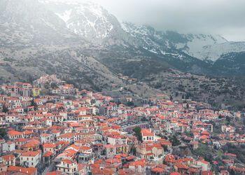 Arájova - Monte Parnaso