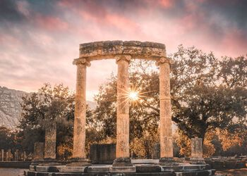 Feel the spirit of Ancient Olympia