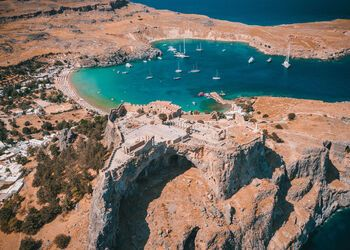 Discovering the wonder of Lindos on Rhodes