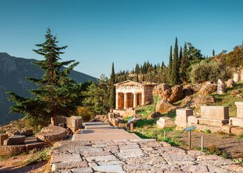 Archaeological Site & Museum of Delphi