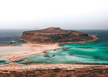 Prepare to be mesmerised at Crete's Balos beach