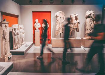A tour of the Archaeological Museum of Thessaloniki