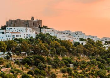 Discovering the mystical aura of Patmos' Hora
