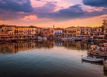A walking tour of Rethymno Old Town