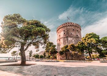 A walking tour of historic Thessaloniki