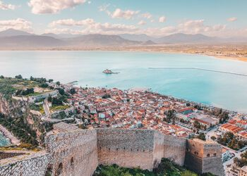 A walking tour of Nafplio's romantic Old Town