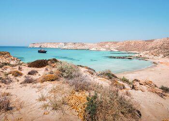 Un viaje en bote a la isla desierta de Kufonisi en Creta