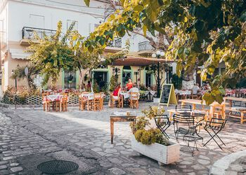 Village-hopping in Samos, from mountain to coast
