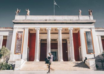 Journey through time at the National Archaeological Museum in Athens