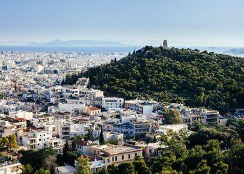 Llena tus pulmones con el aire de los sorprendentes espacios verdes de Atenas
