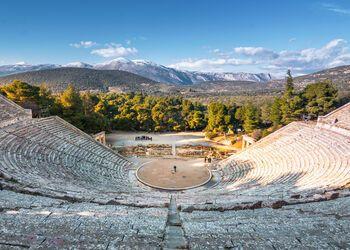 Ancient Epidaurus, the original deluxe healing centre