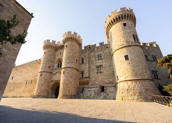 Erkunden Sie die mittelalterliche Altstadt von Rhodos